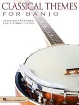 Classical Themes for Banjo Partition Guitare - laflutedepan.com