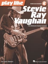 Stevie Ray Vaughan - Play like Stevie Ray Vaughan - Partition - di-arezzo.fr