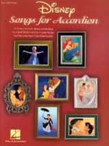 Disney Songs for Accordion - 3rd Edition - DISNEY - laflutedepan.com