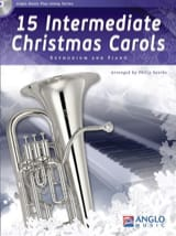 15 Intermediate Christmas Carols Noël Partition laflutedepan.com