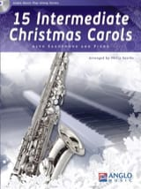 15 Intermediate Christmas Carols Noël Partition laflutedepan