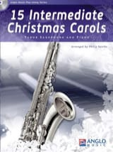 15 Intermediate Christmas Carols - Noël - Partition - laflutedepan.com