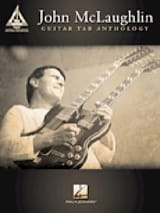John Mclaughlin - John McLaughlin Guitar Tab Anthology - Partition - di-arezzo.fr