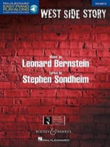 Leonard Bernstein & Stephen Sondheim - Easy Piano Play-Along Volume 18 - West Side Story - Partition - di-arezzo.fr