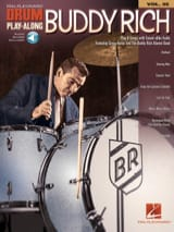 Buddy Rich - Drum Play-Along Volume 35 - Buddy Rich - Sheet Music - di-arezzo.co.uk