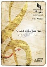 Le Petit Diable Hautain Jérôme Naulais Partition laflutedepan.com