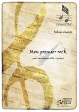 Mon Premier Rock Fabrice Lucato Partition Saxophone - laflutedepan.com