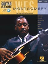 Wes Montgomery - Guitar Play-Along Volume 159 Wes Montgomery - Sheet Music - di-arezzo.co.uk