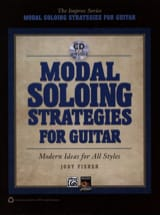 Jody Fisher - Modal Soloing Strategies for Guitar - Partition - di-arezzo.fr
