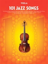 101 Jazz Songs for Viola Partition Alto - laflutedepan.com