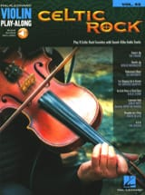 Violin Play-Along Volume 52 - Celtic Rock Partition laflutedepan.com