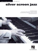 Jazz Piano Solos Series Volume 37 - Silver Screen Jazz laflutedepan.com