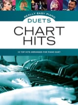Really Easy Piano Duets - Chart Hits Partition laflutedepan.com