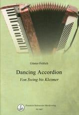 Dancing Accordion Günter Frölich Partition laflutedepan.com