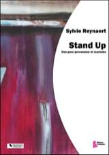 Stand Up Sylvie Reynaert Partition laflutedepan.com