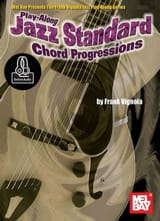 Frank Vignola - Play-Along Jazz Standard Chord Progressions - Partition - di-arezzo.fr