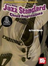 Frank Vignola - Play-Along Jazz Standard Chord Progressions - Partition - di-arezzo.fr
