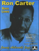 METHODE AEBERSOLD - Aebersold 35 - Bass Lines Transcribed from Aebersold 12 - Duke Ellington - Sheet Music - di-arezzo.com