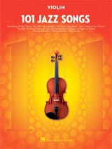 101 Jazz Songs for Violin Partition Violon - laflutedepan.com