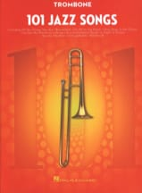 101 Jazz Songs for Trombone Partition Trombone - laflutedepan.com