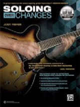 Soloing over Changes Jody Fisher Partition Guitare - laflutedepan.com