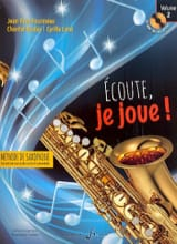 FOURMEAU - BOULAY - LEHN - Listen, I'm playing! Volume 2 - Saxophone - Sheet Music - di-arezzo.co.uk