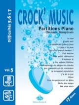 Crock' music Volume 5 - Partition - laflutedepan.com