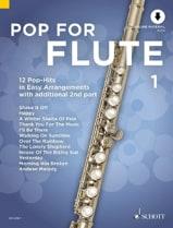 Pop For Flute - Volume 1 Partition laflutedepan.com