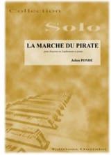 La Marche du Pirate Julien Pondé Partition Tuba - laflutedepan.com