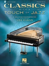 Classics with a Touch of Jazz Partition Jazz - laflutedepan.com