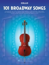 101 Broadway Songs for Cello - Partition - laflutedepan.com