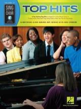 Sing with the Choir Volume 17 - Top Hits avec audio en téléchargemet - laflutedepan.com