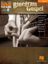 Banjo Play-Along Volume 7 - Bluegrass Gospel laflutedepan.com