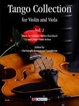 Tango Collection for Violin and Viola - Volume 2 - laflutedepan.com