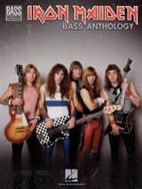 Iron Maiden - Iron Maiden Bass Anthology - Partition - di-arezzo.fr