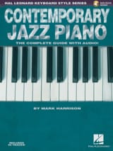 Mark Harrison - Contemporary Jazz Piano - Partition - di-arezzo.fr