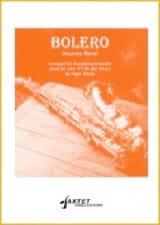 Maurice Ravel - Bolero - Partition - di-arezzo.fr