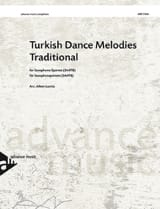 Turkish Dance Melodies Traditionnel Partition laflutedepan.com