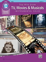 Top Hits from TV, Movies & Musicals Instrumental Solos for Strings-MP3 laflutedepan.com
