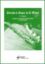 BACH - Toccata & Fugue in D minor - Partition - di-arezzo.fr