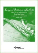 Gioacchino Rossini - Largo al Factotum Della Citta Le Barbier de Séville - Partition - di-arezzo.fr