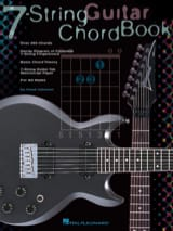 7-String Guitar Chord Book Chad Johnson Partition laflutedepan.com