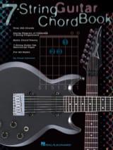 7-String Guitar Chord Book Chad Johnson Partition laflutedepan