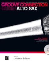 Groove Connection - Saxophone Alto Klaus Dickbauer laflutedepan.com