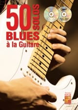 50 solos blues à la guitare Romain Duflos Partition laflutedepan.com