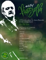 Easy Piazzolla for Eb Sax Astor Piazzolla Partition laflutedepan