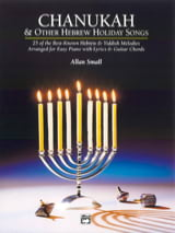 Chanukah... & Other Hebrew Holiday Songs Partition laflutedepan.com