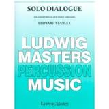 Solo Dialogue Stanley Leonard Partition Timbales - laflutedepan.com
