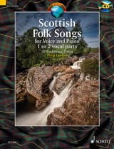 Traditionnel - Scottish Folk Songs - Partition - di-arezzo.fr