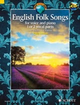 Traditionnel - English Folk Songs - Partition - di-arezzo.fr